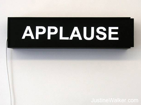 Untitled (APPLAUSE)