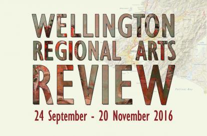 Wellington Regional Arts Rewiew